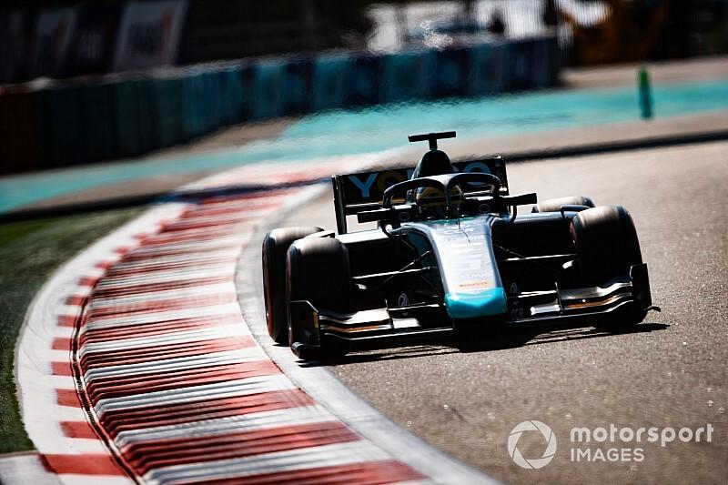 F2, Abu Dhabi: Sette Camara firma l'ultima pole position stagionale