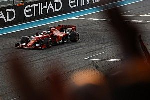 """Vettel: """"No era justo adelantar a Albon"""""""
