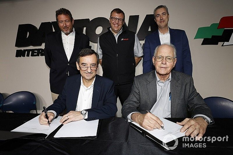 IMSA and ACO announce Prototype rules convergence in 2022