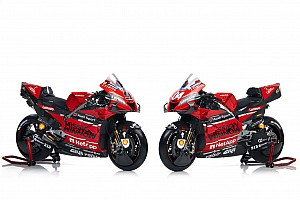 Ducati, 2020 MotoGP motosikletini tanıttı