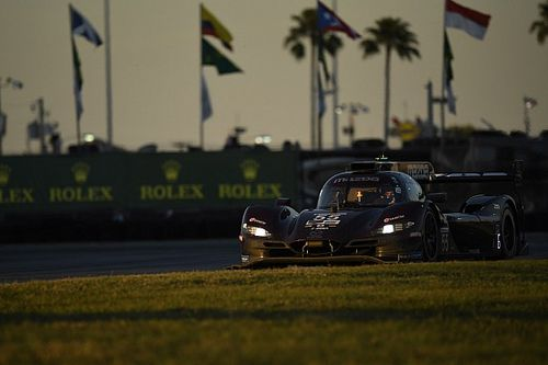 Mazda's IMSA title hopes influenced by BoP and schedule
