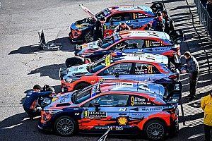 Dużo niewiadomych w WRC
