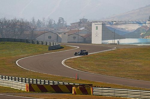 Découvrez la piste privée Ferrari de Fiorano