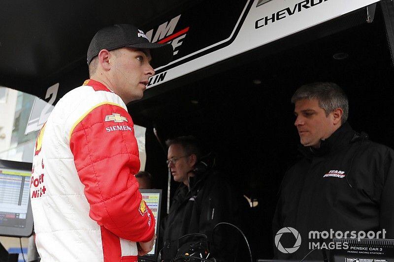 McLaughlin's IndyCar oval test debut set for Texas Motor Speedway