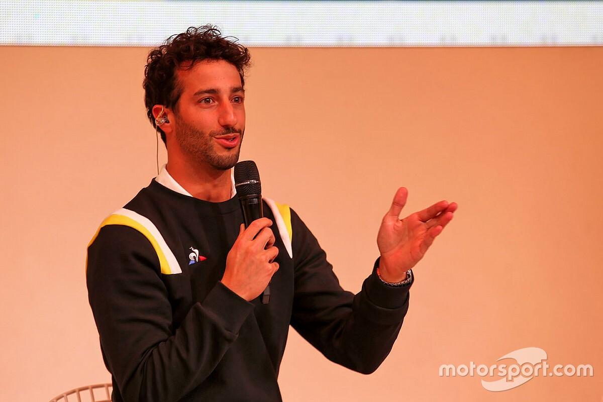 Prost: Renault terá que mostrar que 2021 será melhor se quiser manter Ricciardo