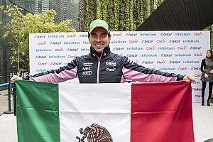 Pérez: Soy mejor en carrera que en calificación