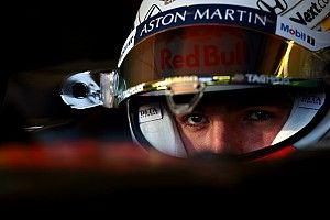 Verstappen: mi enfoque no cambia por calendario reducido