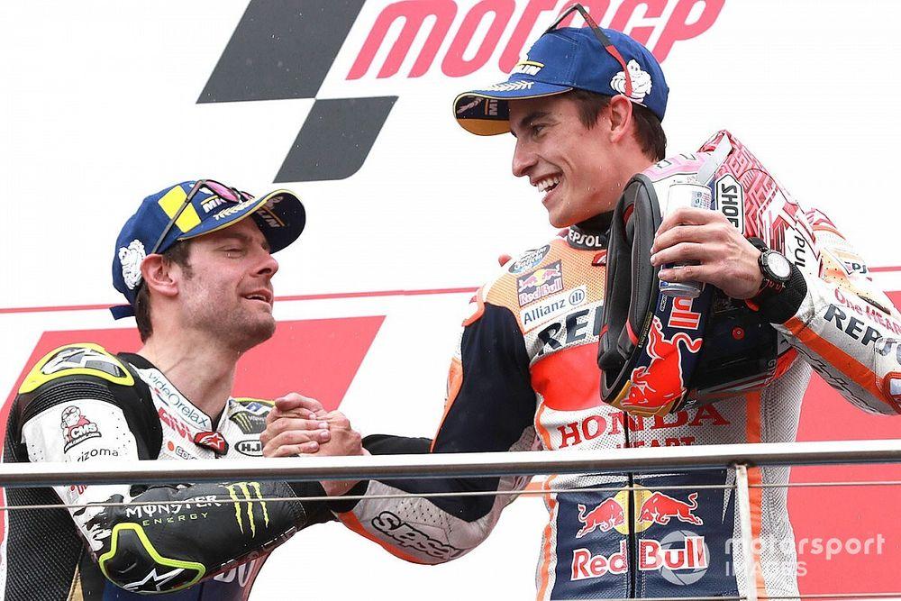 """Crutchlow quiere ayudar a Yamaha a """"ganar a Márquez y al resto"""""""