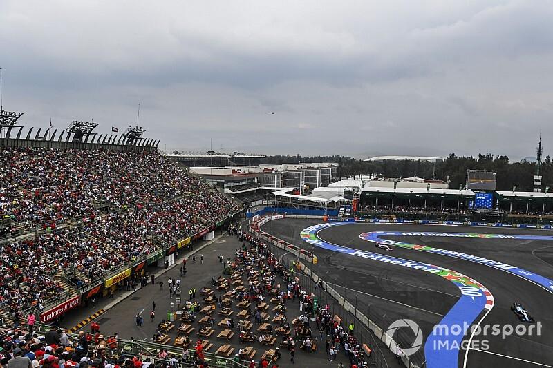 Nuevo récord de asistencia en viernes para el GP de México