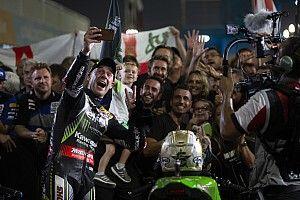 Rea gana en Qatar y da la triple corona a Kawasaki