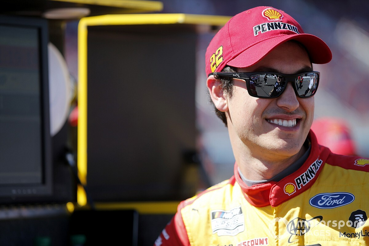 Logano to star in next round of Supercars Eseries
