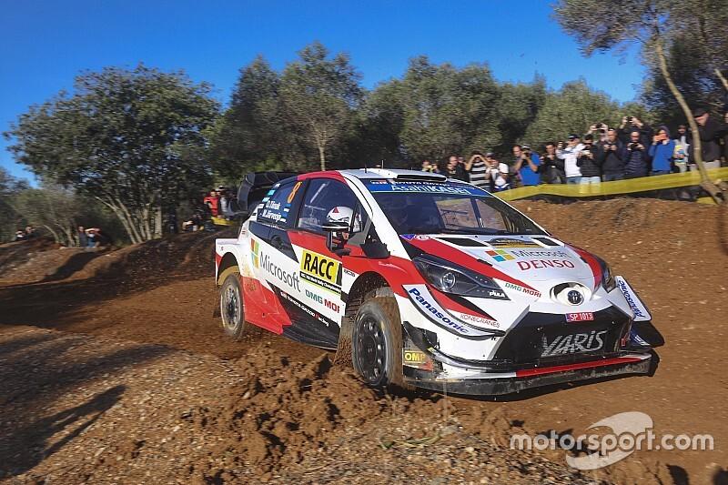 Тянак стал чемпионом WRC, Невилль победил в Испании