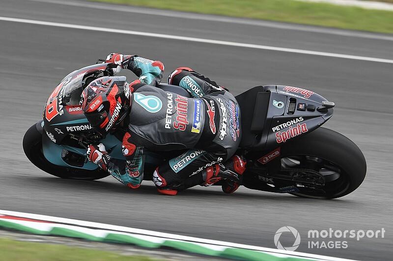 Куартараро взял поул MotoGP в Малайзии, Маркес упал
