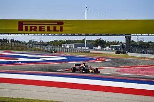 Verstappen y los baches protagonizan los libres 1 en Austin