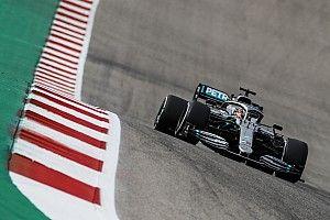 美国大奖赛FP2:汉密尔顿轻松占据榜首