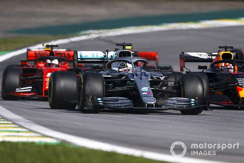La F1 estudiará cómo tener más resalidas como las vibrantes de Brasil
