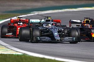 F1: Hamilton diz ter aprendido lição após erros no GP do Brasil