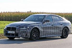 Hivatalos: 530 lóerős teljesítménnyel és 600 km-es hatótávval jön a BMW i4
