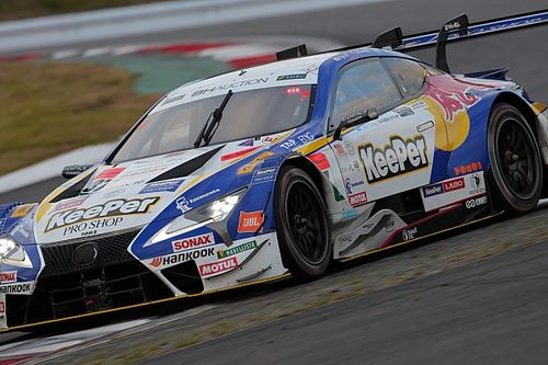 Кэссиди на Lexus выиграл первую гонку DTM и Super GT