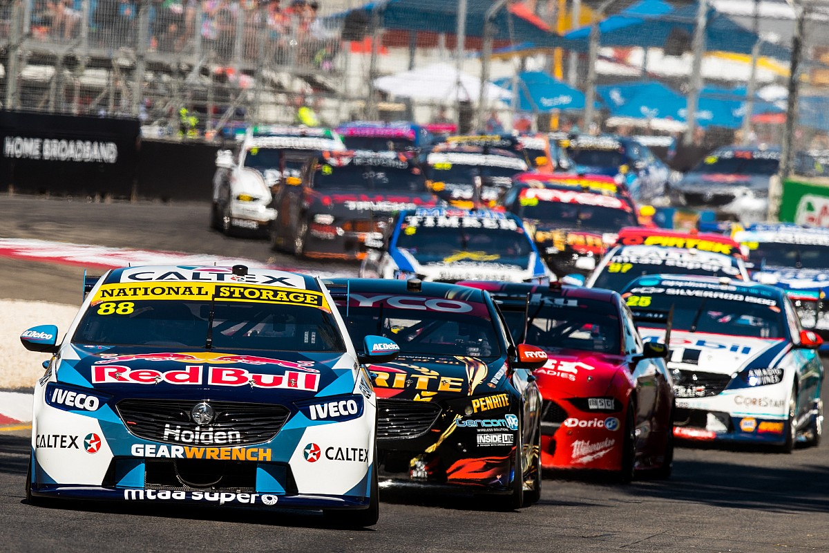 Supercars sets June date for Sydney restart