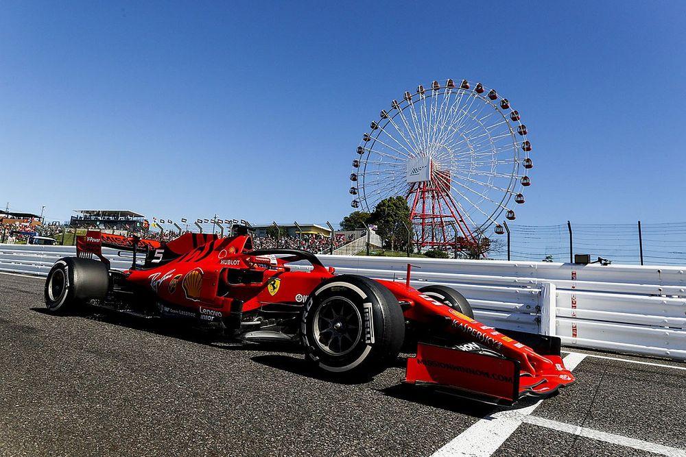 日本GPの開催断念を受け、F1も声明を発表。代替開催はどうなる?