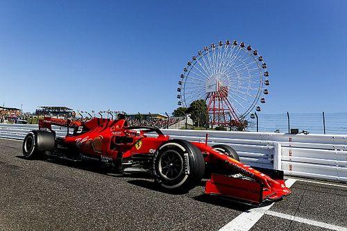 Rennergebnis: Formel-1-Grand-Prix von Japan in Suzuka
