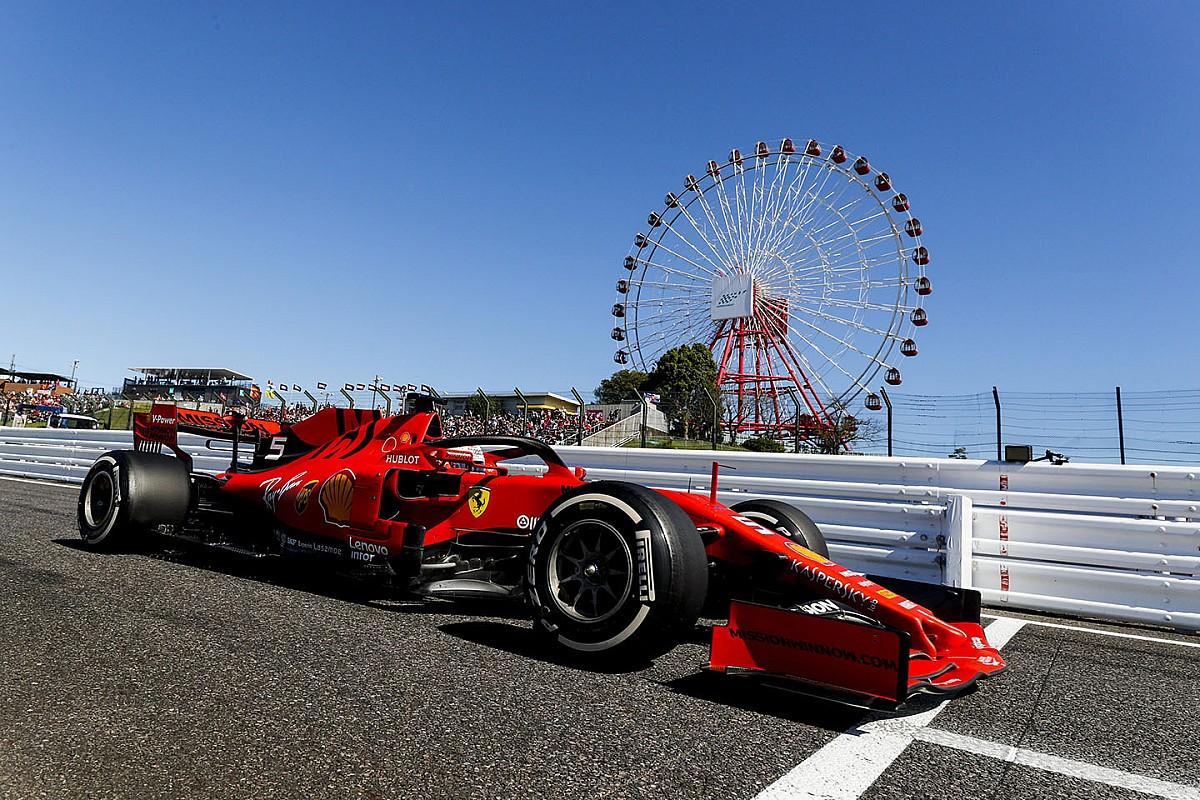 Hatalmas Vettel-pole Leclerc előtt Japánban: dübörög a Ferrari!