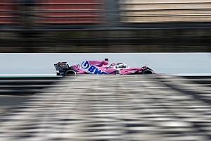 GALERÍA: las fotos del día del segundo test de F1