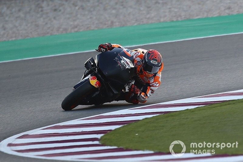 Márquez afirma que Honda encontrou o problema no último dia de testes