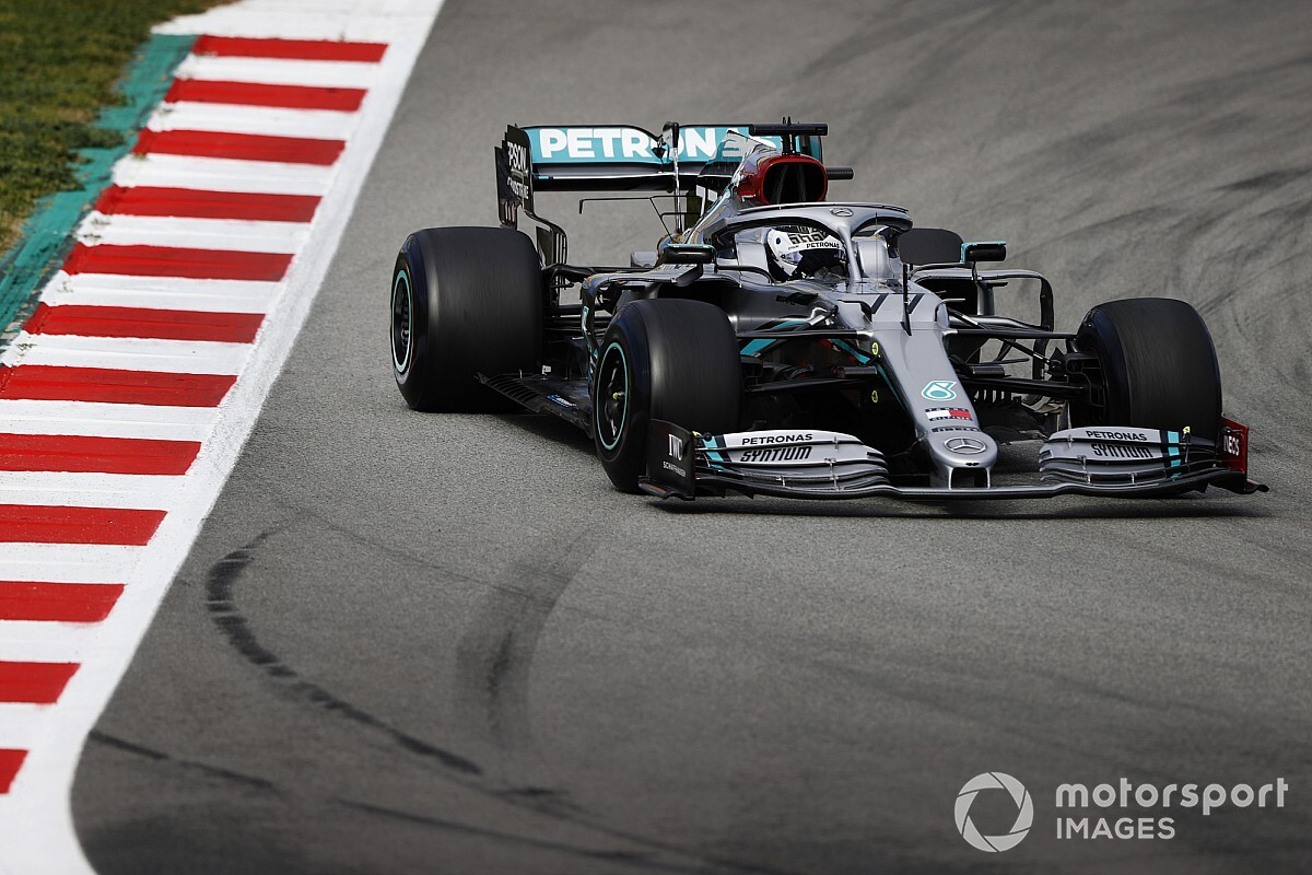 Mercedes wil upgrades meenemen naar start in Oostenrijk