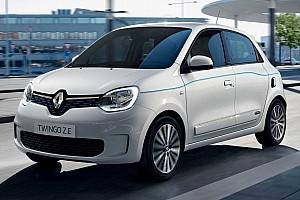 Renault dévoile la Twingo électrique