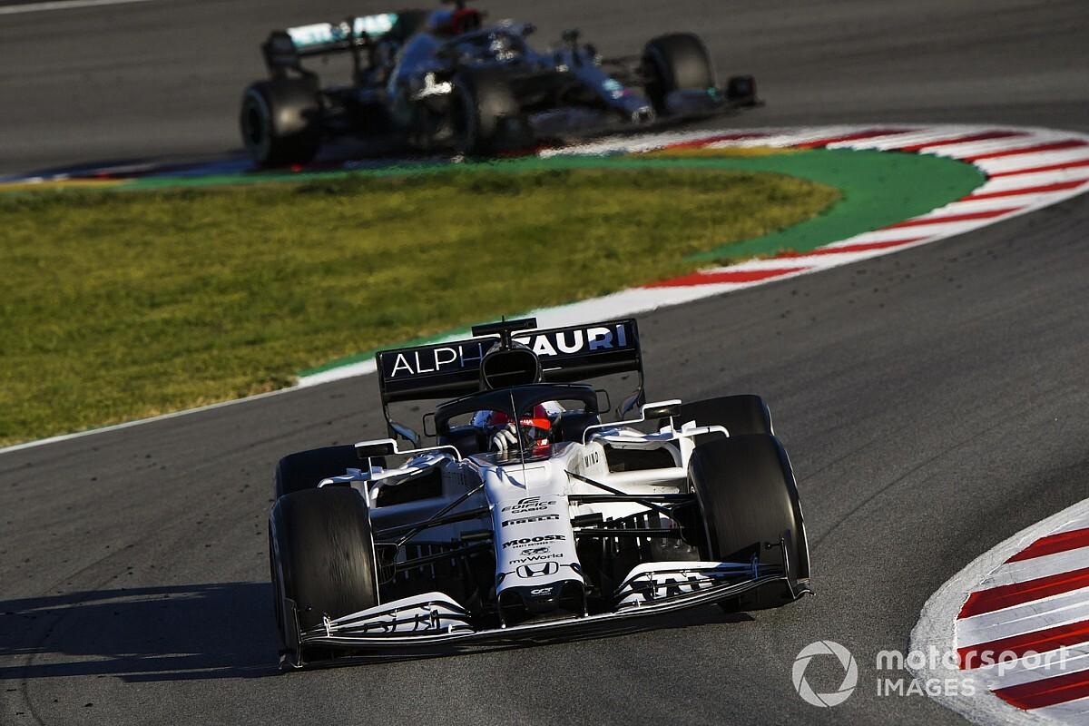 Cómo funcionará el sistema de hándicap aerodinámico en la F1