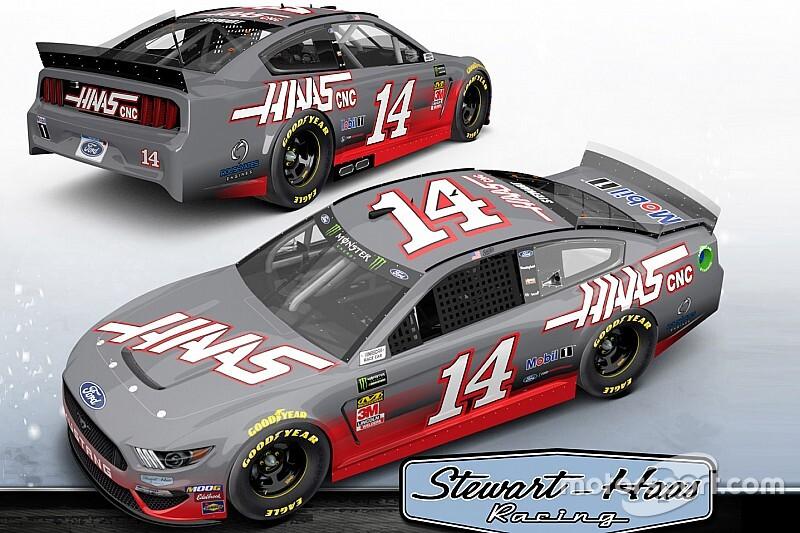 Dwójka Haasa spróbuje NASCAR