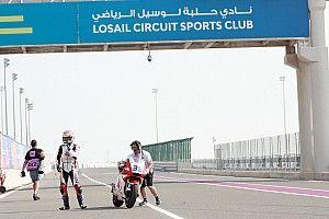 El test de pretemporada de Moto2 y Moto3 pasa de Jerez a Qatar