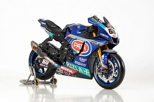 Yamaha svela le nuove moto SBK per il 2020