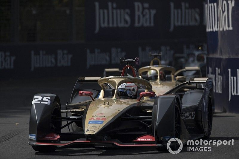 """Vergne was """"trying to survive"""" Santiago race"""