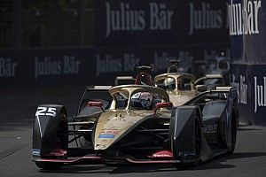 "Vergne was ""trying to survive"" Santiago race"