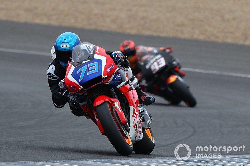 Rainey émet des doutes sur une équipe Honda 100% Márquez