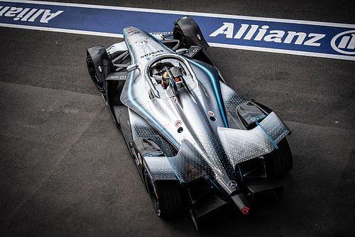 A Mercedes máris vezeti a bajnokságot a Formula E-ben