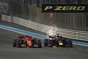 """Verstappen : """"Ce n'est pas différent avec Leclerc"""""""