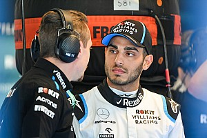 Nissany, Williams'ın test pilotu olmaya hazırlanıyor
