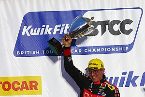 "Plato has ""mojo back"" after 97th BTCC win"