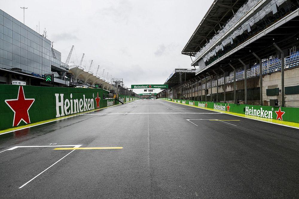 """Organisatie GP Sao Paulo: """"Nul kans dat race wordt afgelast"""""""