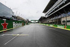 Veja como foi o primeiro treino livre do GP do Brasil de F1