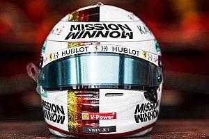 La FIA liberalizza di nuovo il design dei caschi in F1