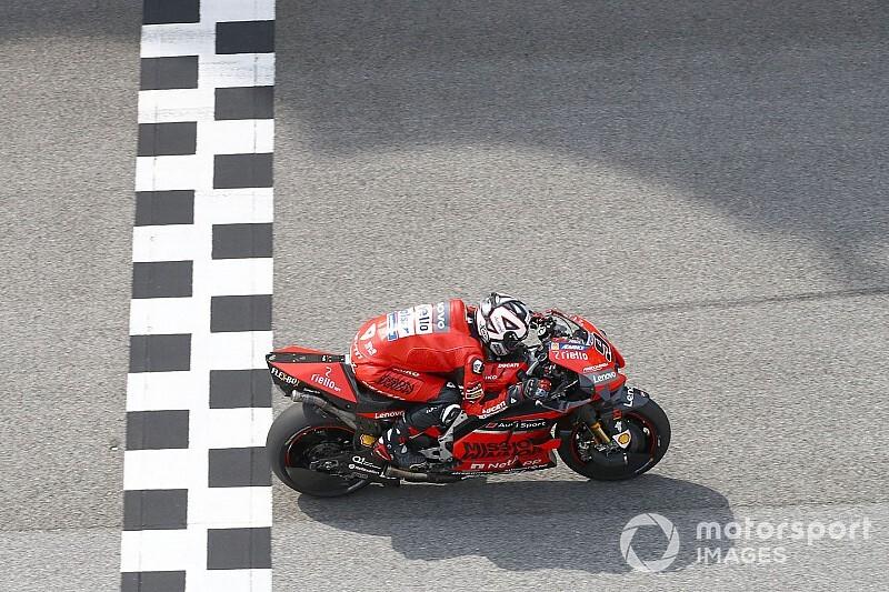 Petrucci czeka na rozmowy z Ducati