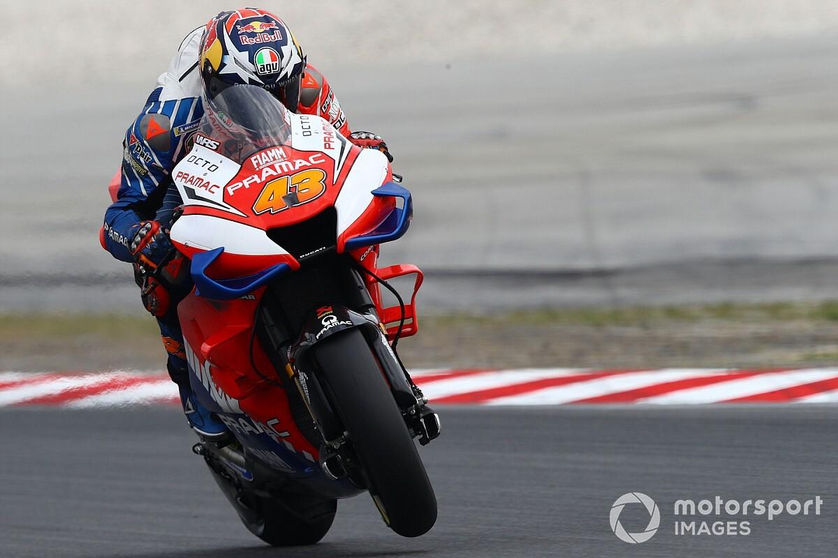 Ducati, Tardozzi conferma: 'Pensiamo a Miller ufficiale'