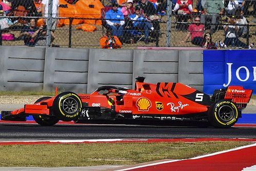 """Binotto : Austin, la """"douche froide"""" inexplicable de Ferrari"""