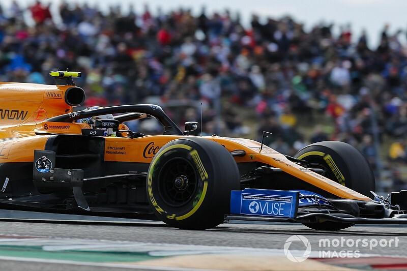 A McLaren versenyét a szél teheti tönkre Austinban