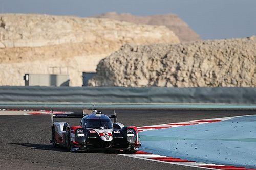 Bahreyn WEC: Son antrenmanda Toyota lider
